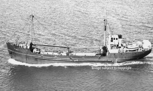 APANUI  1948 - 1961 Photograph: New Zealand National Maritime Museum
