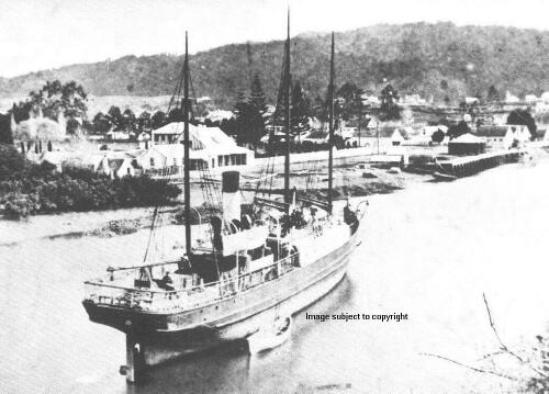 MacGREGOR  1881 - 1888 Photograph: Northern Advocate